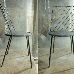 1 prototype de chaise - atelier - anouchka potdevin