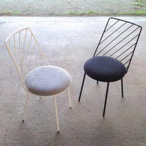 2 chaises- atelier - anouchka potdevin