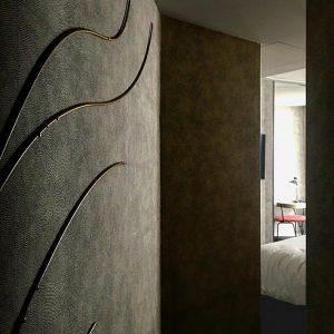 4 couloir chambre 107 - hôtel pommeraye Nantes- anouchka potdevin