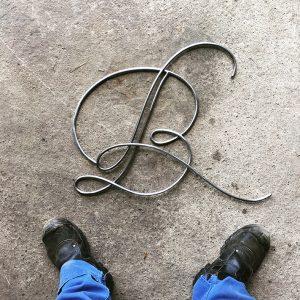 5 logo Le Bénédicte - atelier - anouchka potdevin