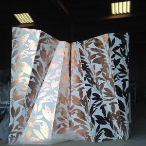grand panneau tapissé Custhom-anouchka potdevin