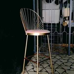 la première chaise Blush-Blush Rennes-anouchka potdevin