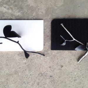 tablettes et feuillages atelier-anouchka potdevin